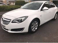 Vauxhall Insignia White Automatic 2.0 Litre Diesel