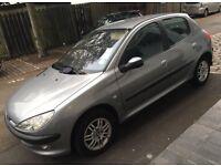For Sale Peugeot 206 1.4 LX ........