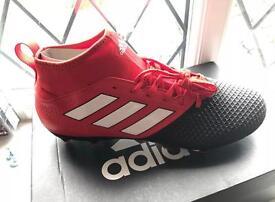 Adidas 17.3 Primemesh Red Limit. UK Size 10