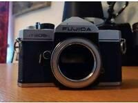 Fujica film camera