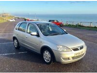 04/54 Vauxhall Corsa 1.4 Automatic Design. 5dr. Star Silver. Aircon, Sunroof, FSH. Immaculate.