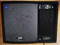 Peavey Pro-12CPM UK 250w 3ch Active Speaker - £110