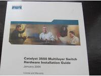 CISCO Catalyst 3550 Installation Guide