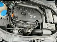 VW AUDI SEAT SKODA 2.0 TSI ENGINE COMPLETE CCZ CCZB 100k MK6 GOLF GTI A3 LEON FR