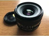 Canon 28mm 2,8 fd
