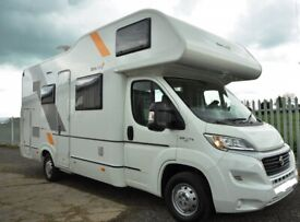 Fiat Sunliving Auto, Motorhome Hire, 7 seater, 7 berth for £150 per day