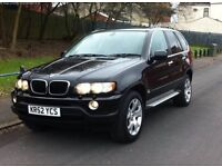 BMW X5 3.0diesel low miles new gearbox and more, Mercedes Audi ford vauxhall Range Rover