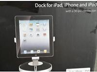 Iwant dock for ipad, iPhone and ipod