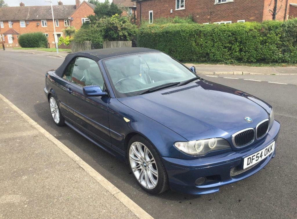 BMW 318ci convertible 2004 M-Sport 95k | in London Colney ...