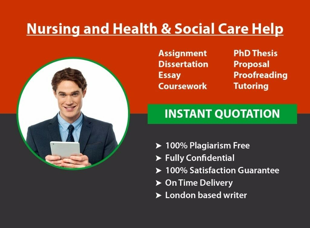 NURSING AND HS CARE: ASSIGNMENT / ESSAY / PROPOSAL / COURSEWORK/ DISSERTATION/ WRITING-PROOFREADING
