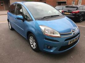 2008 Citroen C4 PICASSO, Semi Automatic, 12 Months Mot, Fully Serviced