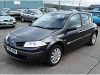 2006 Renault Megane Dynamique 1.4 Petrol 5 Door