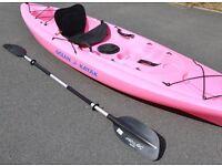 Ocean Kayak Venus 11 plus Day Tripper Paddle