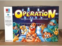 Operation Game - Board Game