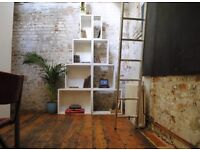 Beautiful self-contained studios in East London