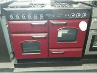 Brand new 110 range master classic dual fuel oven