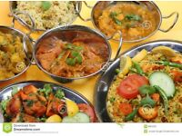 Indian Pakistani CURRY CHEF / Thai WOK Chef / Roti NaanTandoor chef/Delivery driver/Floor staff