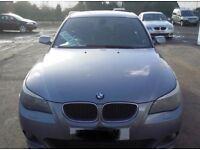 2005 BMW 525D M SPORT 177BHP AUTOMATIC (full service history)