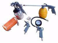 JCB Professional 7 Piece Air Kit