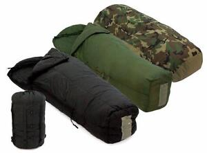 US Military MSS 4pc Sleeping Bag System - USED/Excellent Condition. Rated to minus 28C