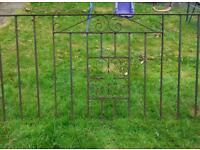 5 iron railings