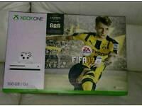 Xbox one s fifa 17 bundle brand new