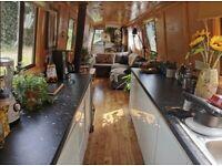 62ft Narrowboat for sale