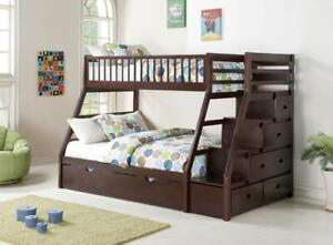 BUNK BED  FROM $178 & SINGLE BED FROM $ 98