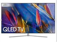Free Delivery Boxed Super TV 55 Inch QLED SAMSUNG QE55Q7FAM Series 7 Smart QLED Certified UHD 4K
