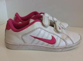 Nike Trainers, UK size 3