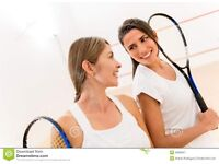 Ladies Beginner Squash Sessions at Wantage Leisure Centre