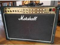 FAULTY Marshall TSL122 100w 2x12 valve guitar amp combo