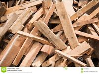 Scrap wood / pallets / old furniture wanted
