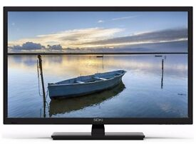 """SEIKI SE32HY02UK 32"""" HD Ready LED TV with Built-in Freeview + DVD Player- NEW- REDUCED!!!"""
