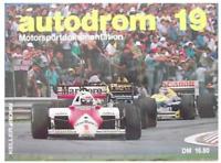 Motorsportdokumentation Ausgabe 1987 - autodrom 19 - sehr gut erh Hessen - Offenbach Vorschau