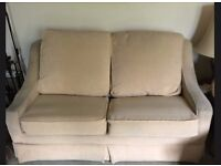Free Sofa Bed - 2 seater - metal action