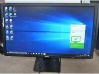 "Dell E2414Ht (24"" TFT LCD monitor) for sale."