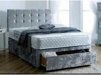 BEDS -NEW DIVAN - 🚚 FREE DELIVERY