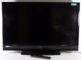 "Bush 42"" LCD TV model LCD42911FHD3D Freeview Television with remote control 0313100"