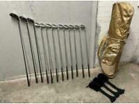 FREE DELIVERY KNIGHT VIRAGE FULL GOLF CLUB SET GOOD CONDITION