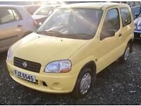 Bargain! Suzuki Ignis 6 months MOT - £495