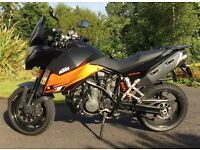 KTM 990 SM-T 2010 Low 5944 miles, very clean + extras.