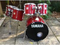 Wokingham Drum Sales - Vintage Yamaha Power V Special Drum kit
