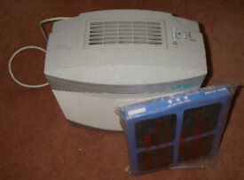 Viva air purifier and ioniser