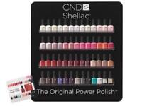 Shellac Display Case *New *Original packaging