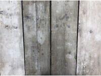 Reclaimed Scaffold Boards 3-13ft