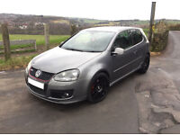 VOLKSWAGEN GOLF GTI EDITION 30, 2007, 280BHP