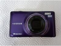 Fujifilm FinePix T Series T400 16.0MP Digital Camera - Purple