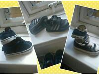 Size 3 toddler trainers