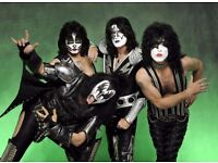 KISS - DOWNSTAIRS STANDING - O2 ARENA - WEDS 31/05 - £55!